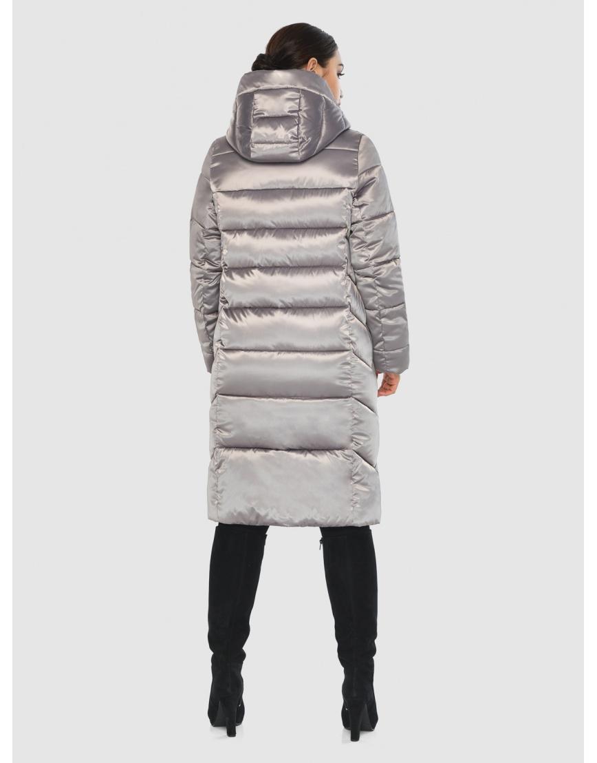 Куртка тёплая женская Wild Club кварцевая 541-94 фото 4