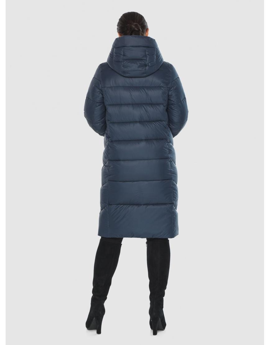 Куртка женская стильная Wild Club цвет синий 541-94 фото 4