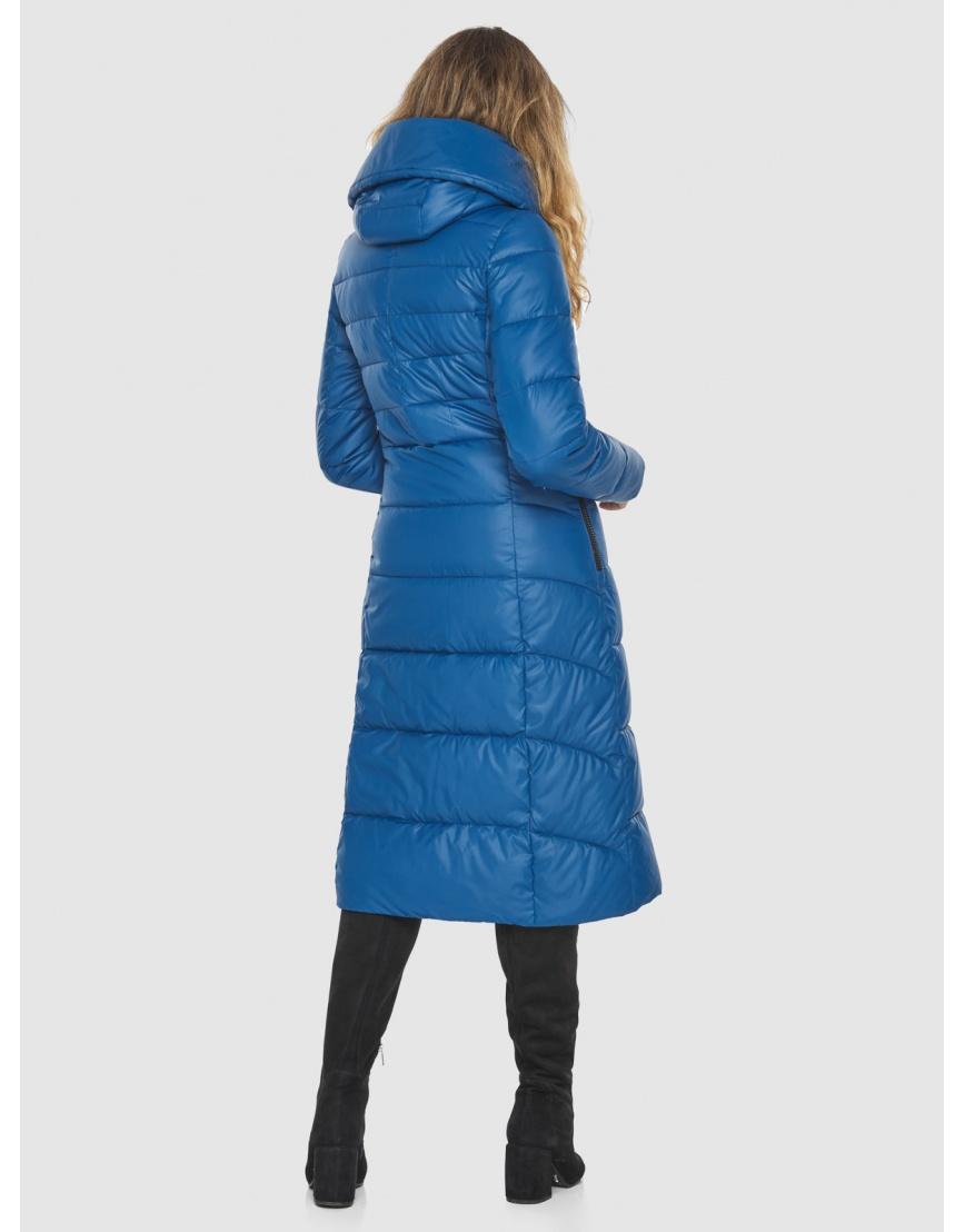 Удобная куртка Kiro Tokao женская синяя 60015 фото 4