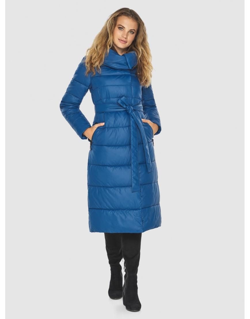 Удобная куртка Kiro Tokao женская синяя 60015 фото 1