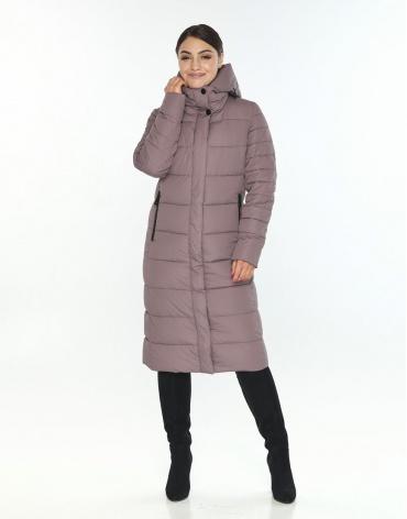 Женская практичная куртка Wild Club цвет пудра 538-74 фото 1