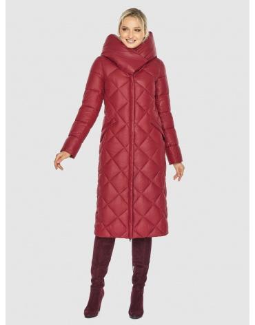Красная куртка удобная Kiro Tokao женская 60074 фото 1