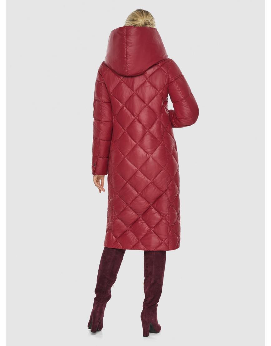 Красная куртка удобная Kiro Tokao женская 60074 фото 4