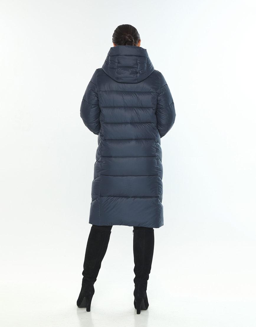 Куртка комфортная женская Wild Club цвет синий 541-94 фото 3