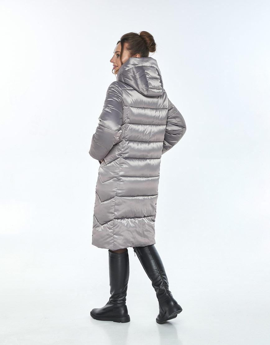 Зимняя кварцевая куртка женская Ajento комфортная 22975 фото 3