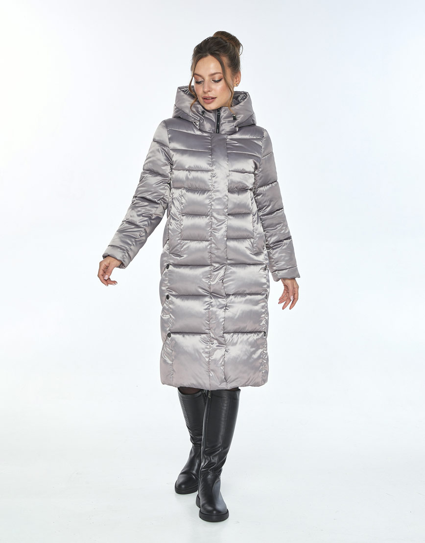 Зимняя кварцевая куртка женская Ajento комфортная 22975 фото 1
