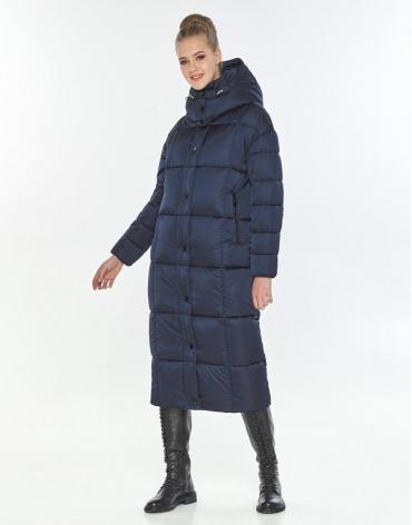 Женская синяя комфортная куртка большого размера Tiger Force TF-50247 фото 1
