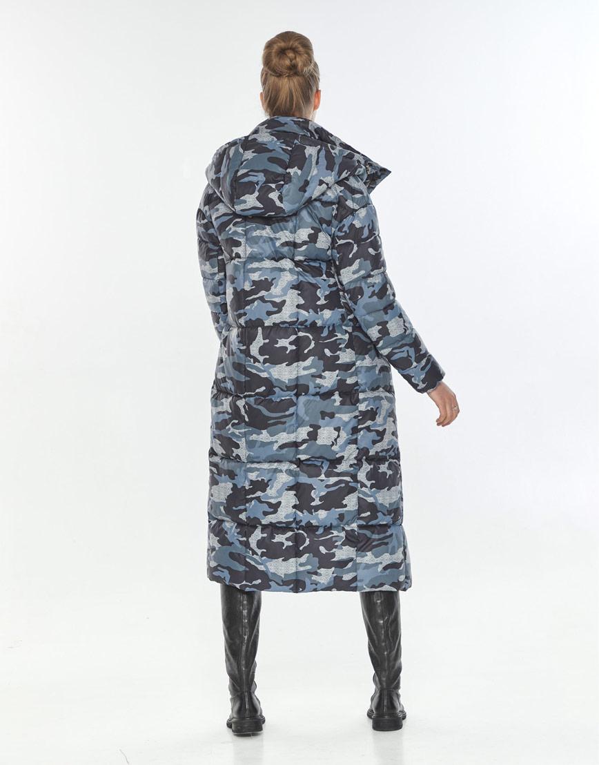 Оригинальная куртка большого размера с рисунком женская Tiger Force TF-50247 фото 3