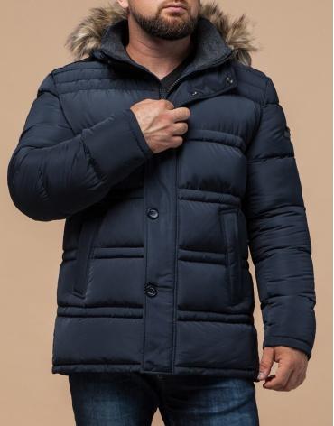 Трендовая куртка большого размера модель 1365
