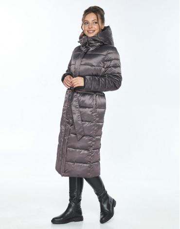 Капучиновая куртка Ajento женская 21152 фото 1