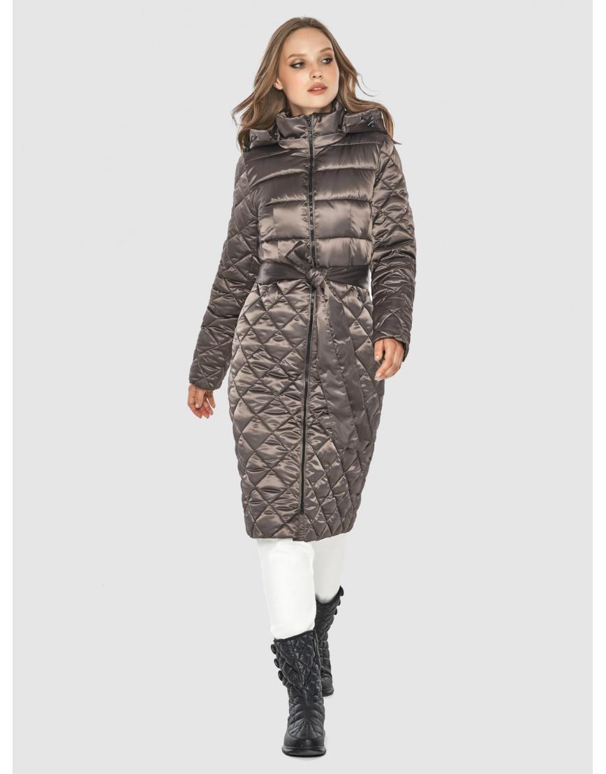 Женская капучиновая куртка Tiger Force TF-50252 фото 1