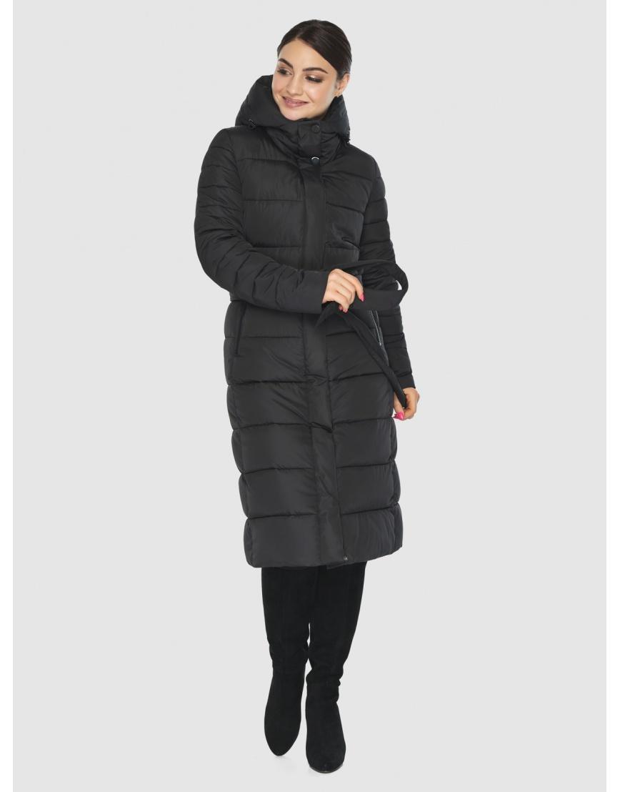 Куртка Wild Club женская прямого кроя чёрная 538-74 фото 6