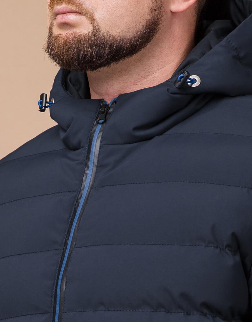 Куртка удобная качественного пошива цвет синий-электрик модель 45115