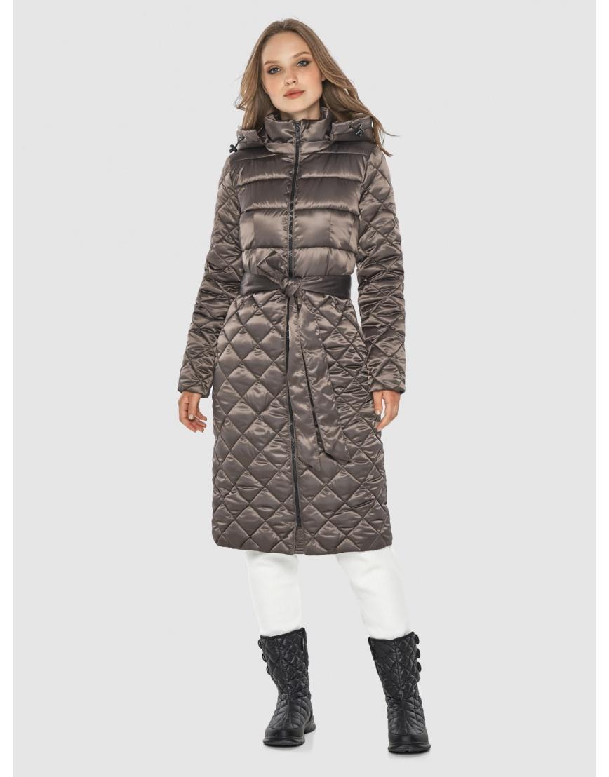 Женская капучиновая куртка Tiger Force TF-50252 фото 6