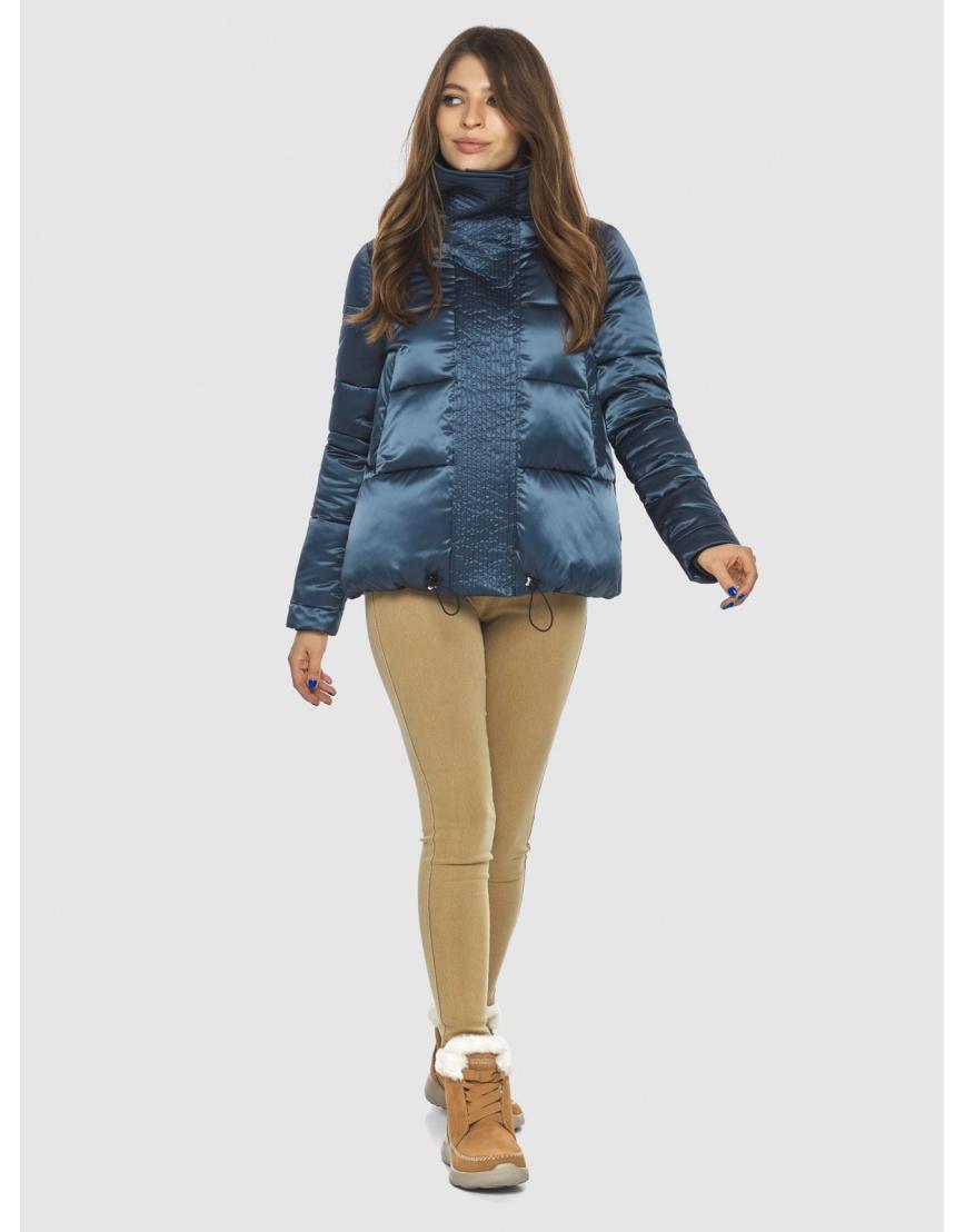 Куртка женская Ajento трендовая синего цвета 23952 фото 1