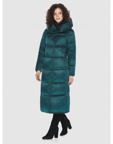 Зелёная курточка фирменная подростковая Moc зимняя M6530 фото 1