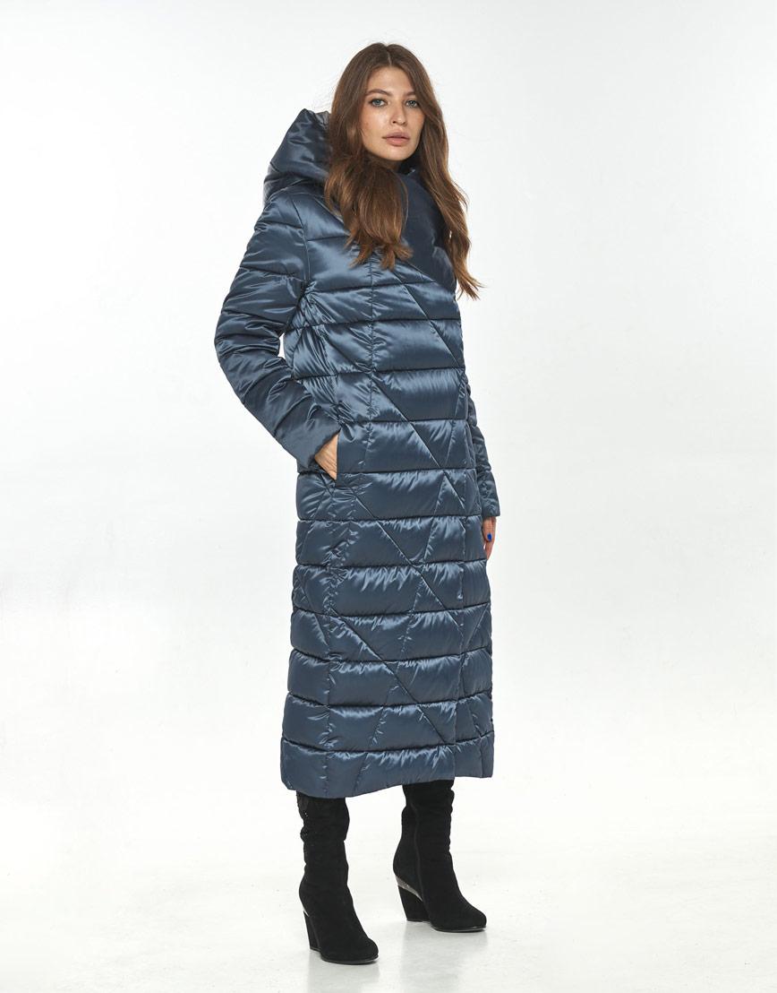 Синяя женская куртка Ajento оригинальная 23795 фото 1