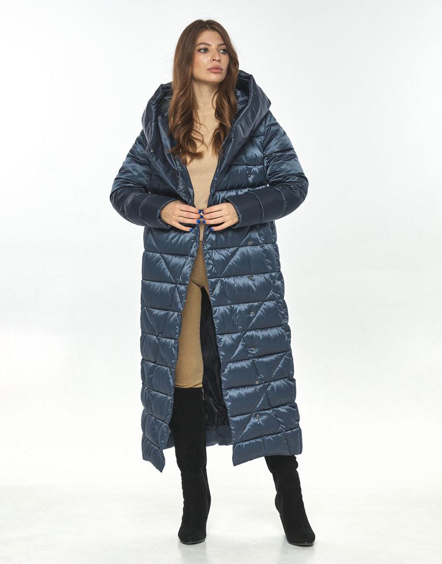 Синяя женская куртка Ajento оригинальная 23795 фото 2