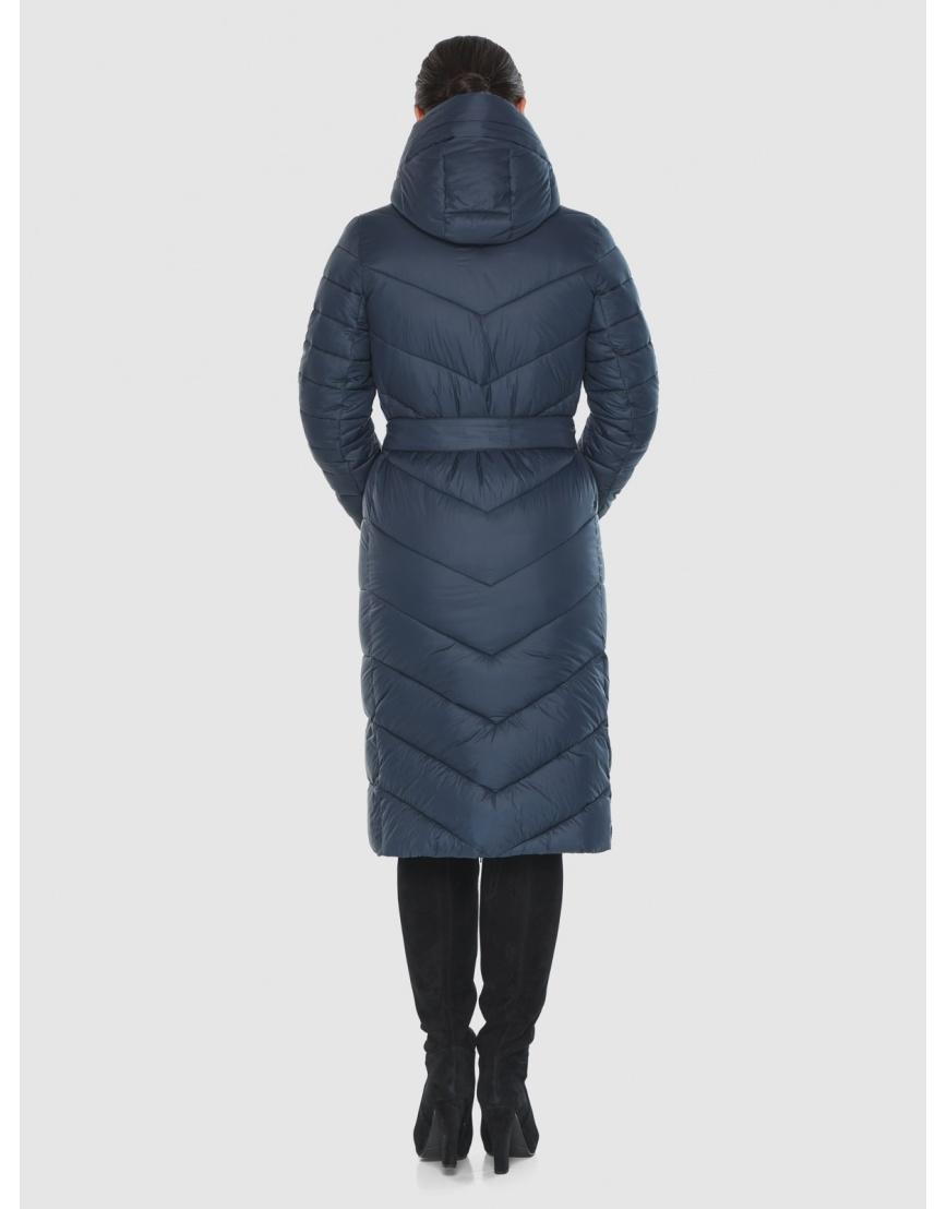 Женская комфортная куртка Wild Club цвет синий 538-74 фото 4