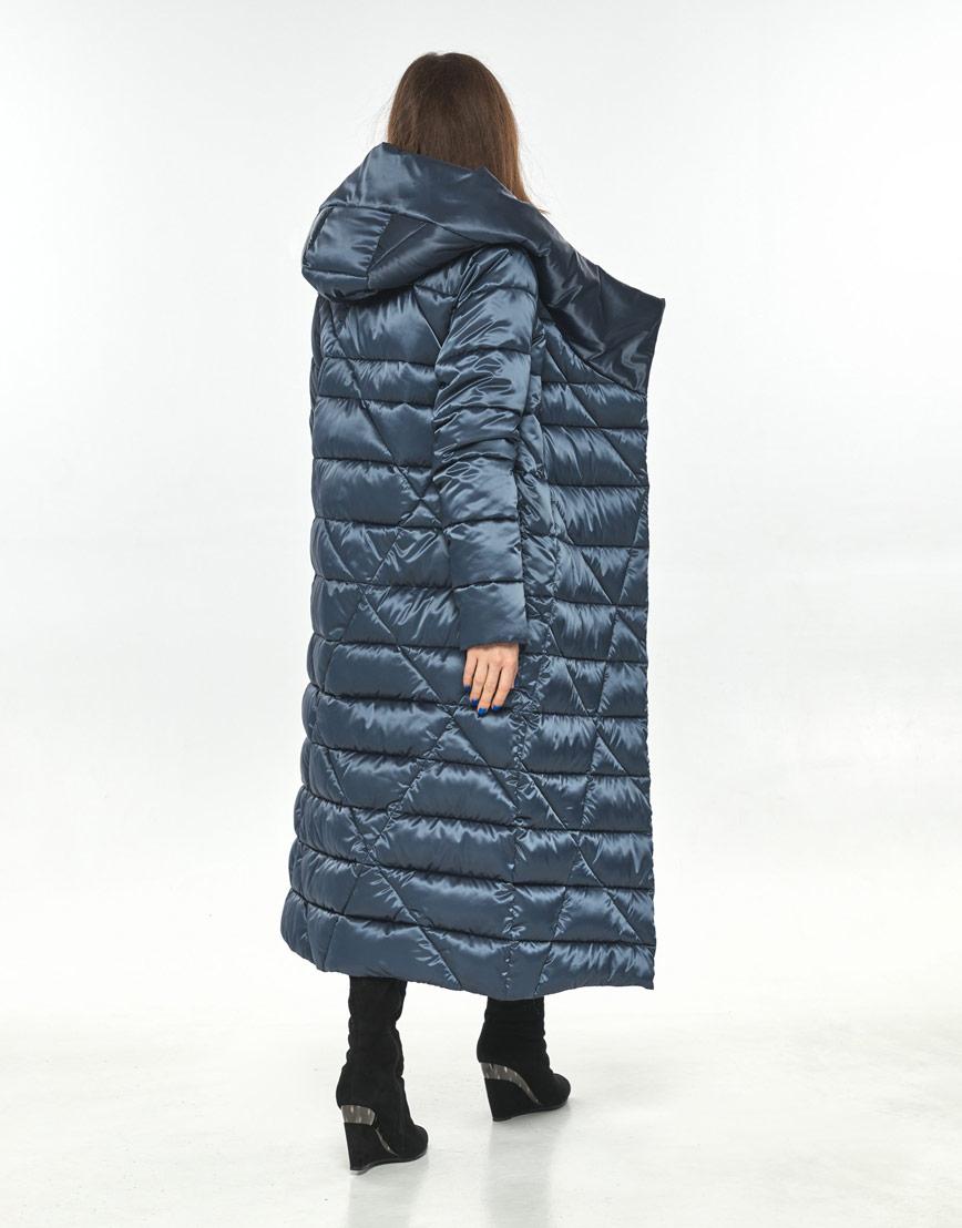 Синяя женская куртка Ajento оригинальная 23795 фото 3