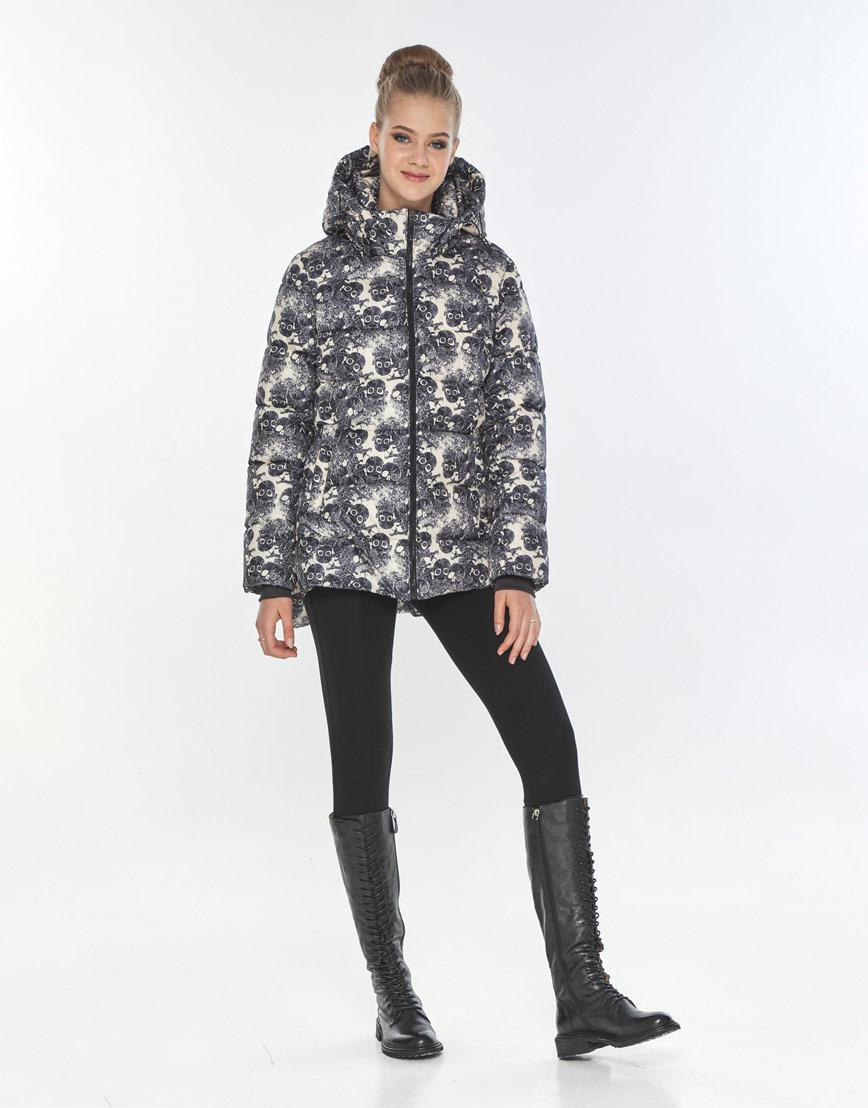 Куртка с рисунком оригинальная женская Tiger Force TF-50264 фото 1