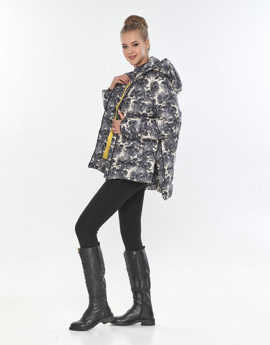 Куртка с рисунком оригинальная женская Tiger Force TF-50264 фото 2