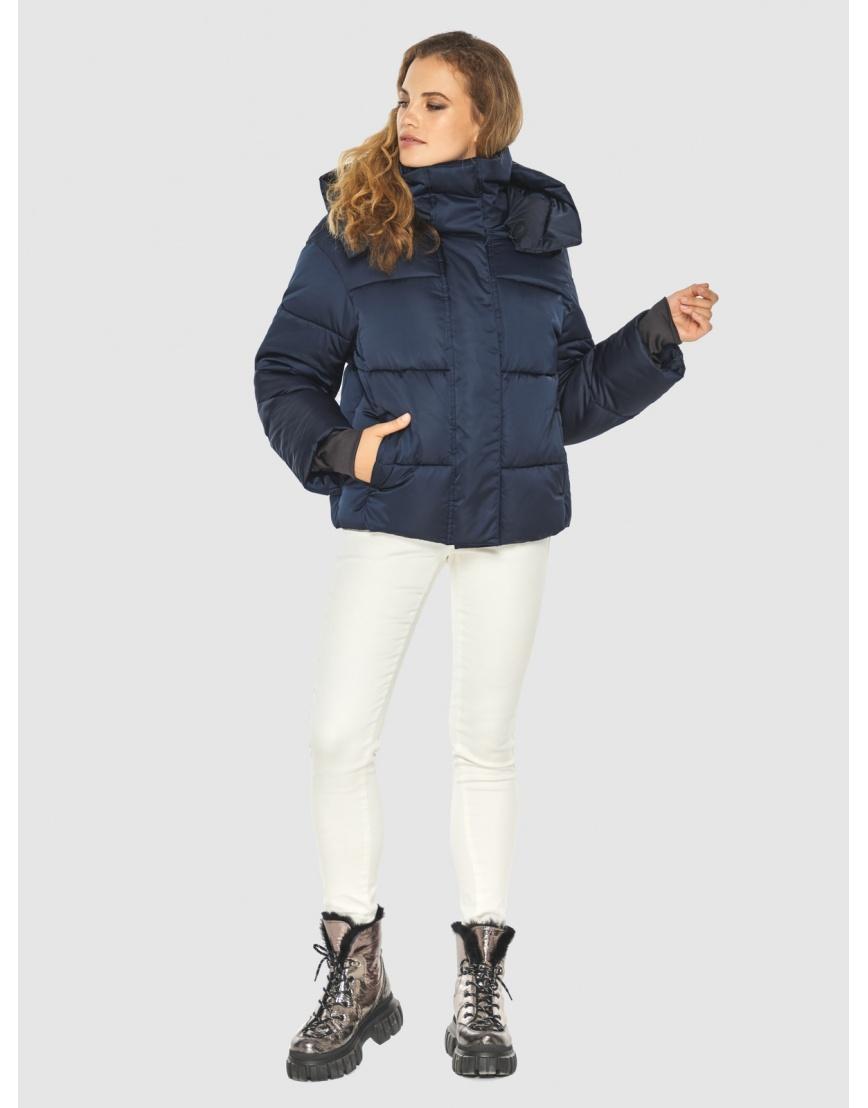 Куртка удобная Kiro Tokao зимняя синяя подростковая 60085 фото 4