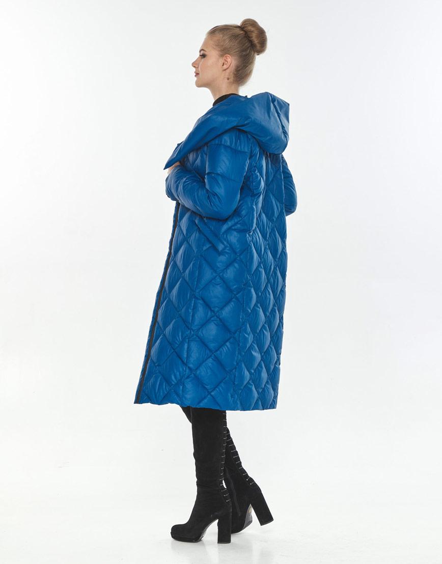 Практичная синяя куртка Tiger Force женская TF-50233 фото 3