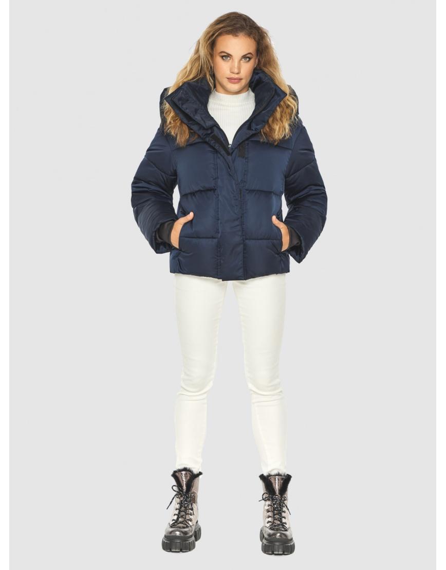 Куртка удобная Kiro Tokao зимняя синяя подростковая 60085 фото 1