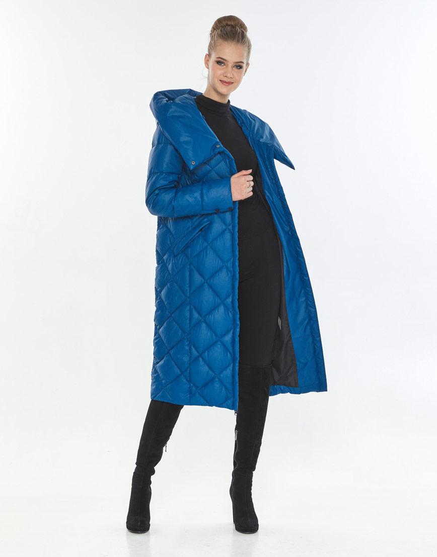 Практичная синяя куртка Tiger Force женская TF-50233 фото 1