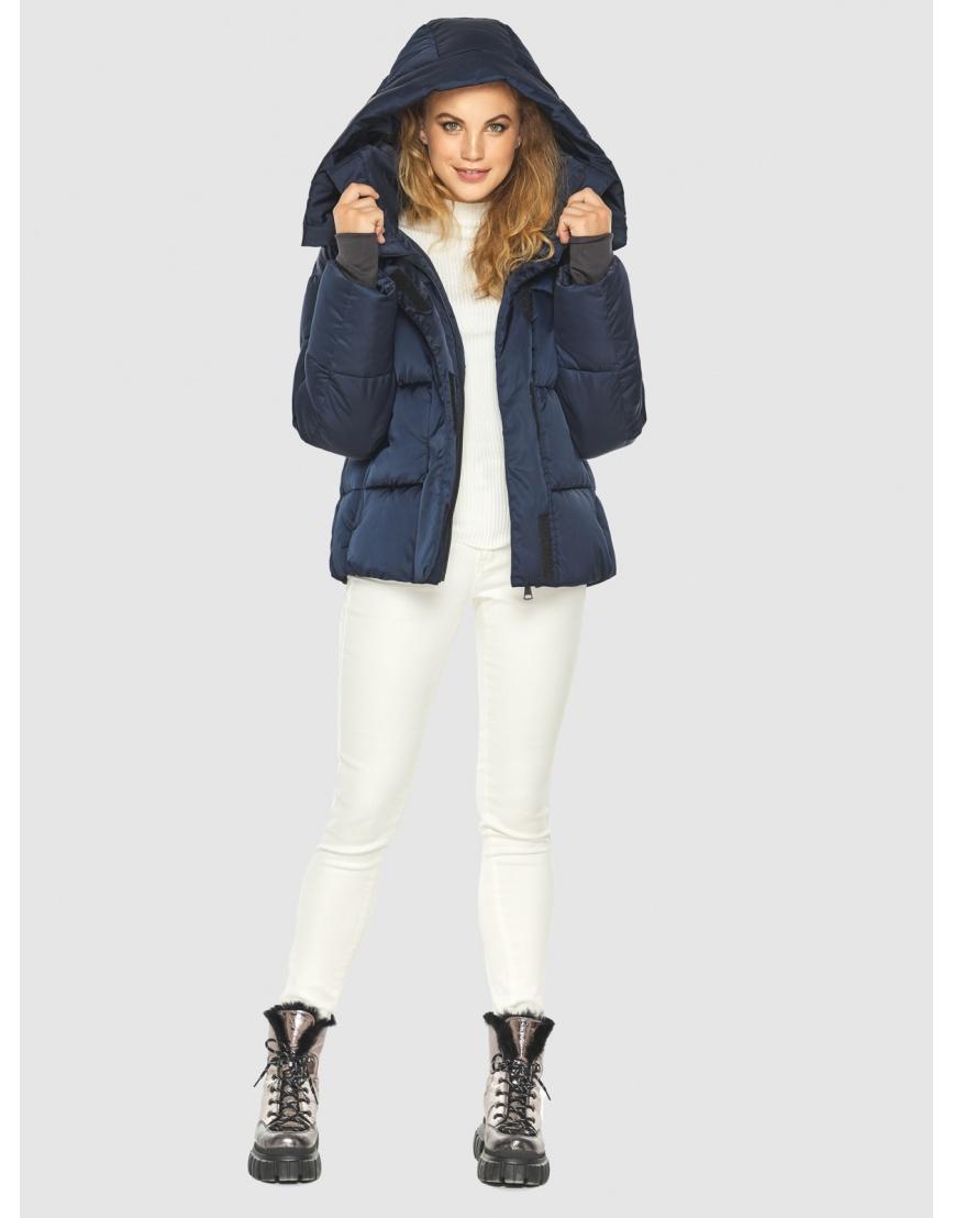 Куртка удобная Kiro Tokao зимняя синяя подростковая 60085 фото 2