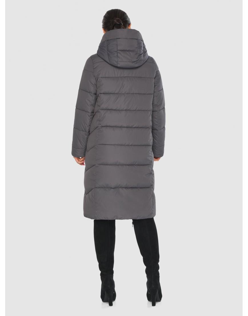 Серая практичная женская куртка Wild Club 541-94 фото 4