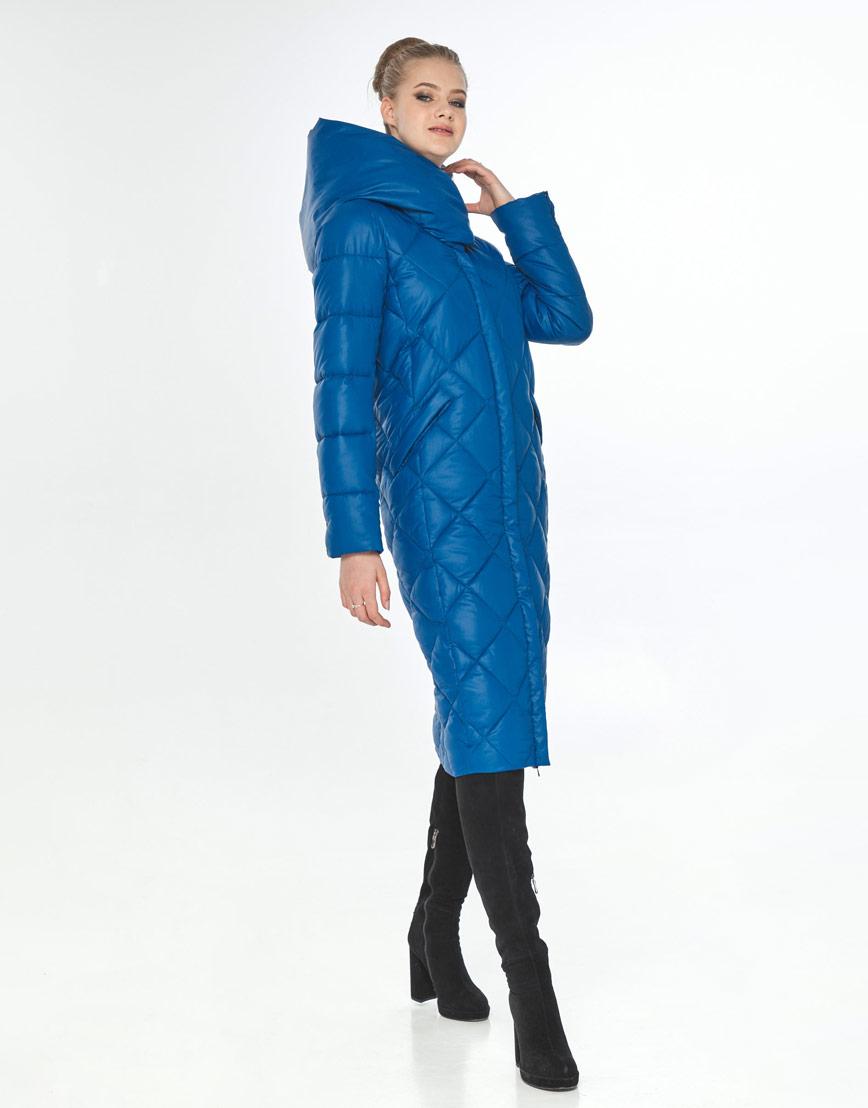 Практичная синяя куртка Tiger Force женская TF-50233 фото 2