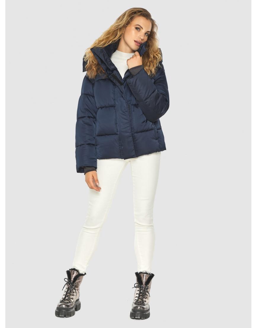 Куртка удобная Kiro Tokao зимняя синяя подростковая 60085 фото 6