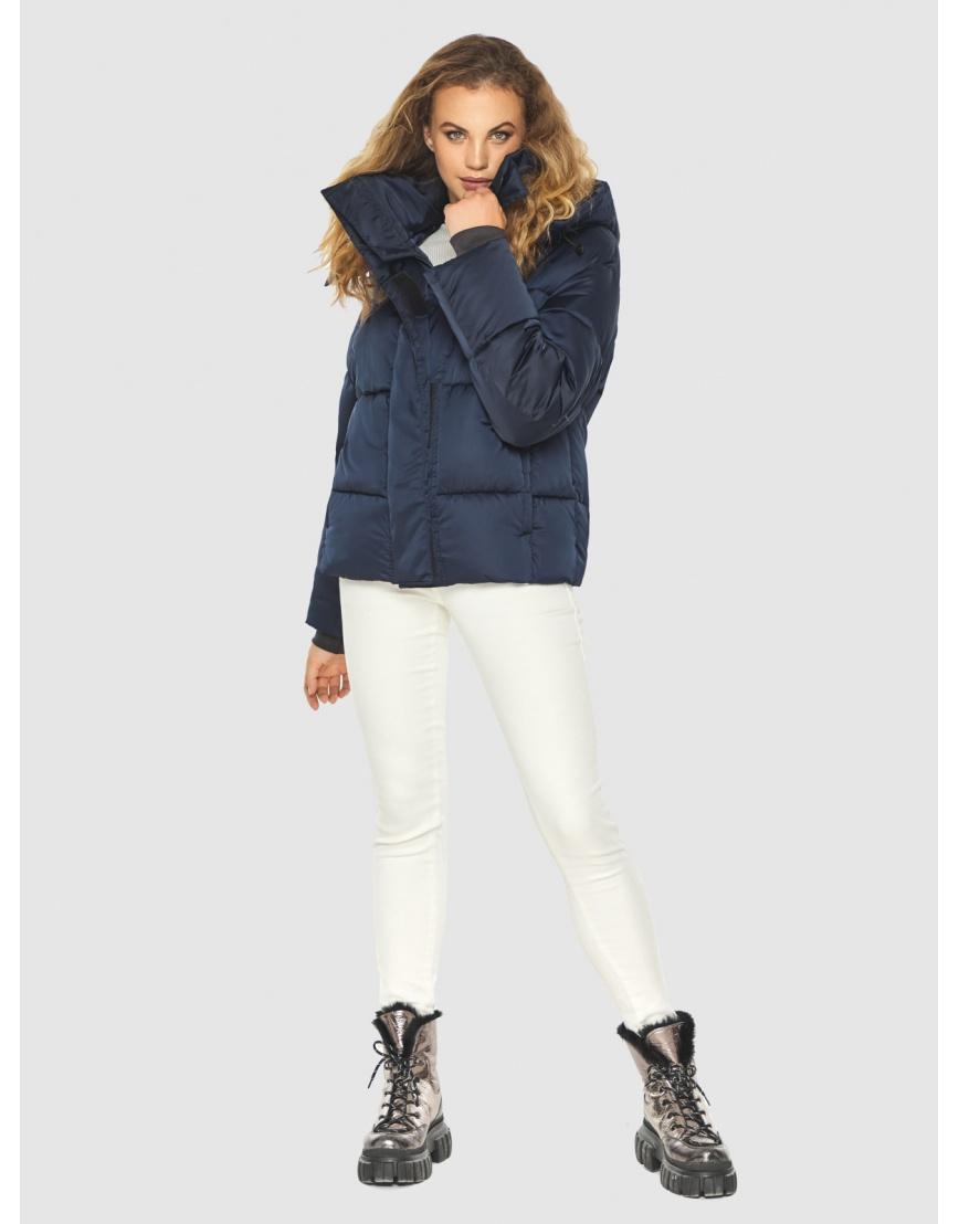 Куртка удобная Kiro Tokao зимняя синяя подростковая 60085 фото 3