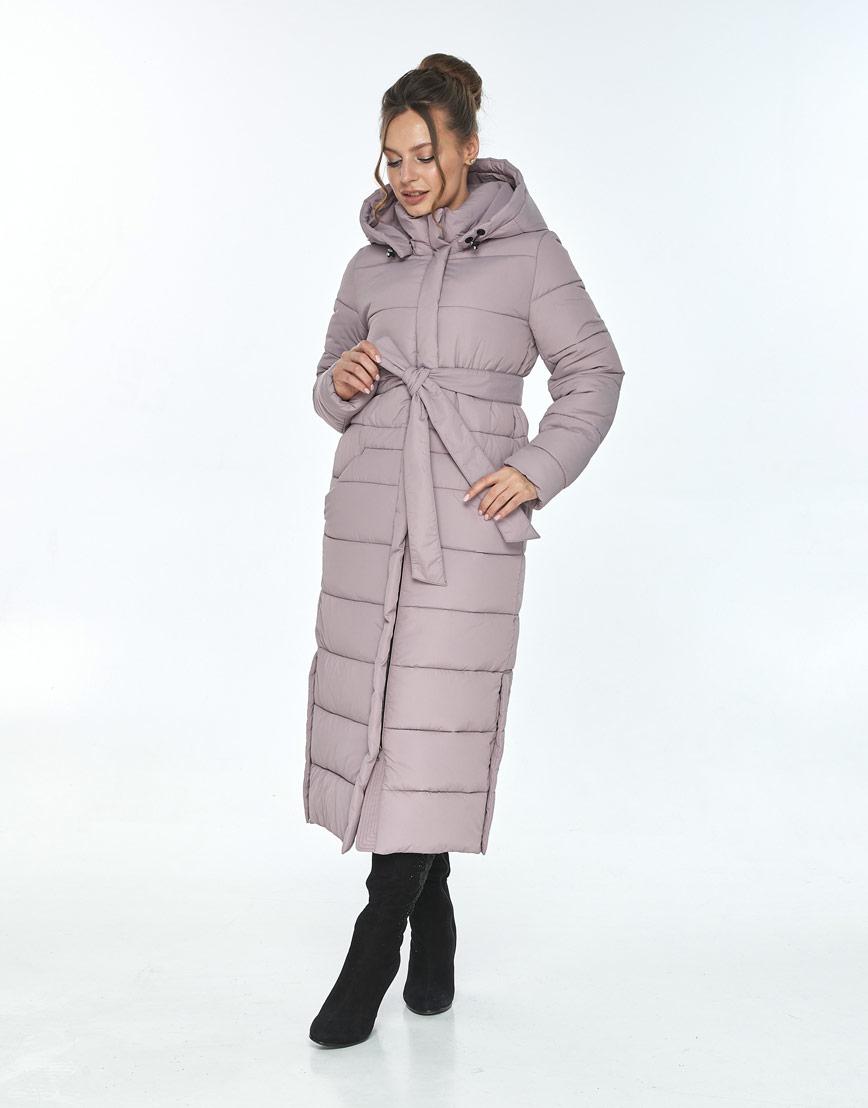 Пудровая куртка Ajento женская комфортная 21207 фото 1