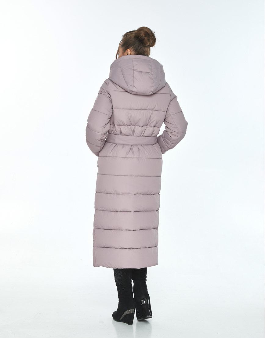 Пудровая куртка Ajento женская комфортная 21207 фото 3