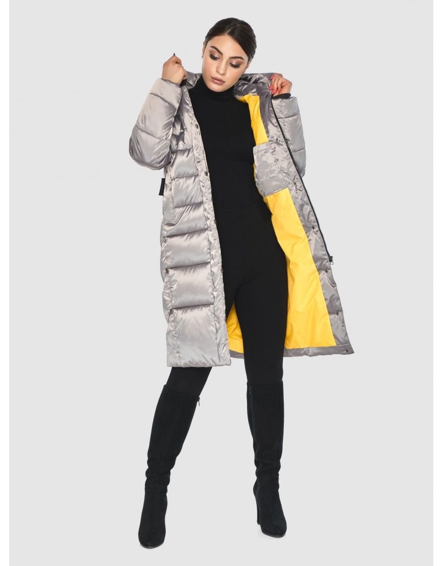 Удобная куртка кварцевая женская Wild Club 541-94 фото 2