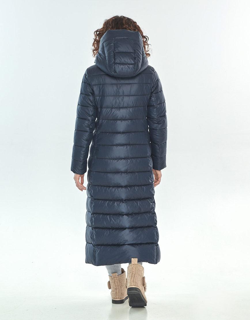 Оригинальная куртка большого размера синяя женская Moc M6210 фото 3