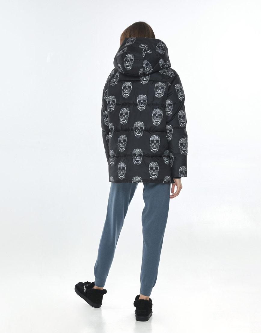 Оригинальная куртка с рисунком женская Vivacana 7354/21 фото 3