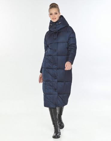 Женская синяя длинная куртка Tiger Force TF-50247 фото 1