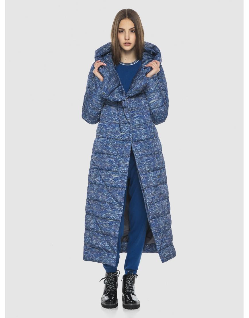 Куртка комфортная с рисунком женская Vivacana 9470/21 фото 6