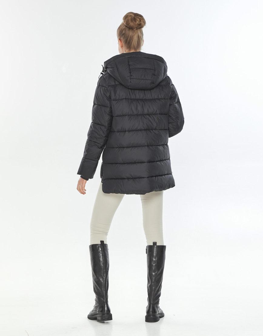 Модная куртка женская Tiger Force чёрная осенняя TF-50264 фото 3