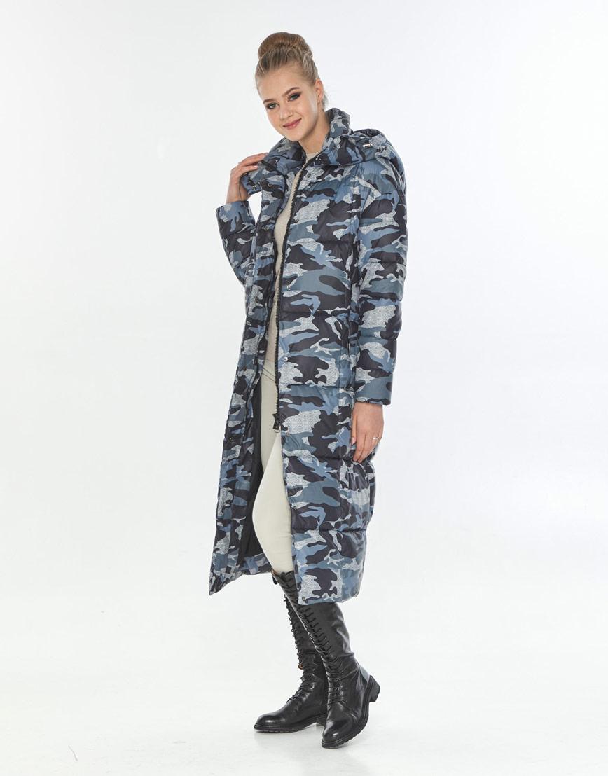 Модная куртка с рисунком женская Tiger Force TF-50247 фото 1