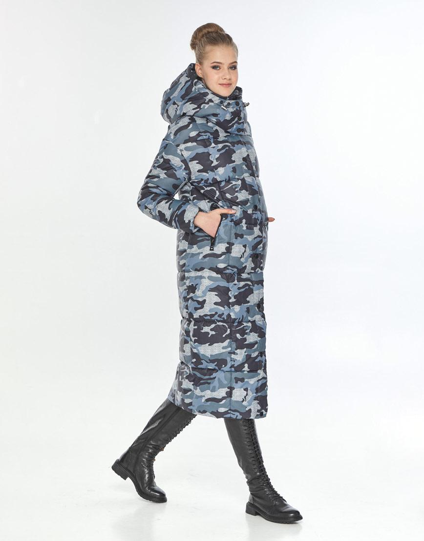 Модная куртка с рисунком женская Tiger Force TF-50247 фото 2
