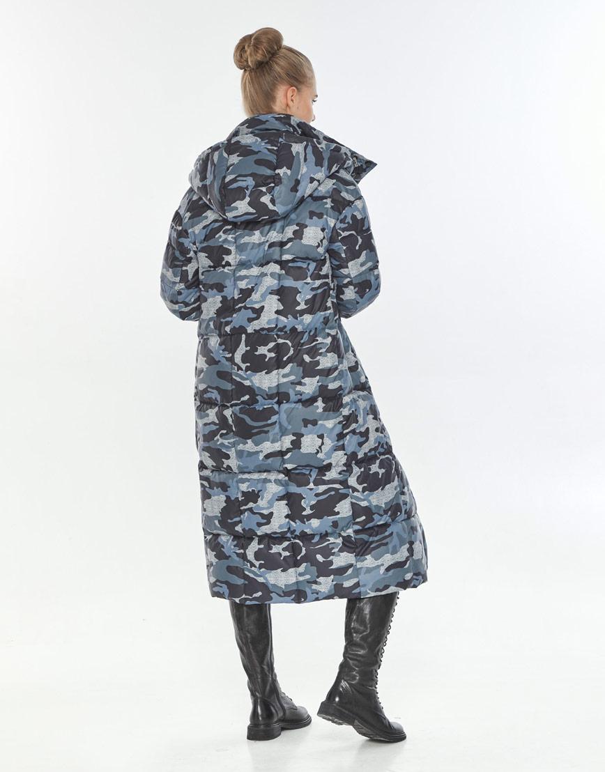 Модная куртка с рисунком женская Tiger Force TF-50247 фото 3