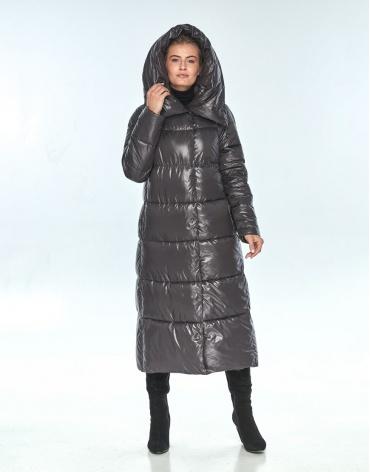 Женская куртка Ajento модная серая 21550 фото 1