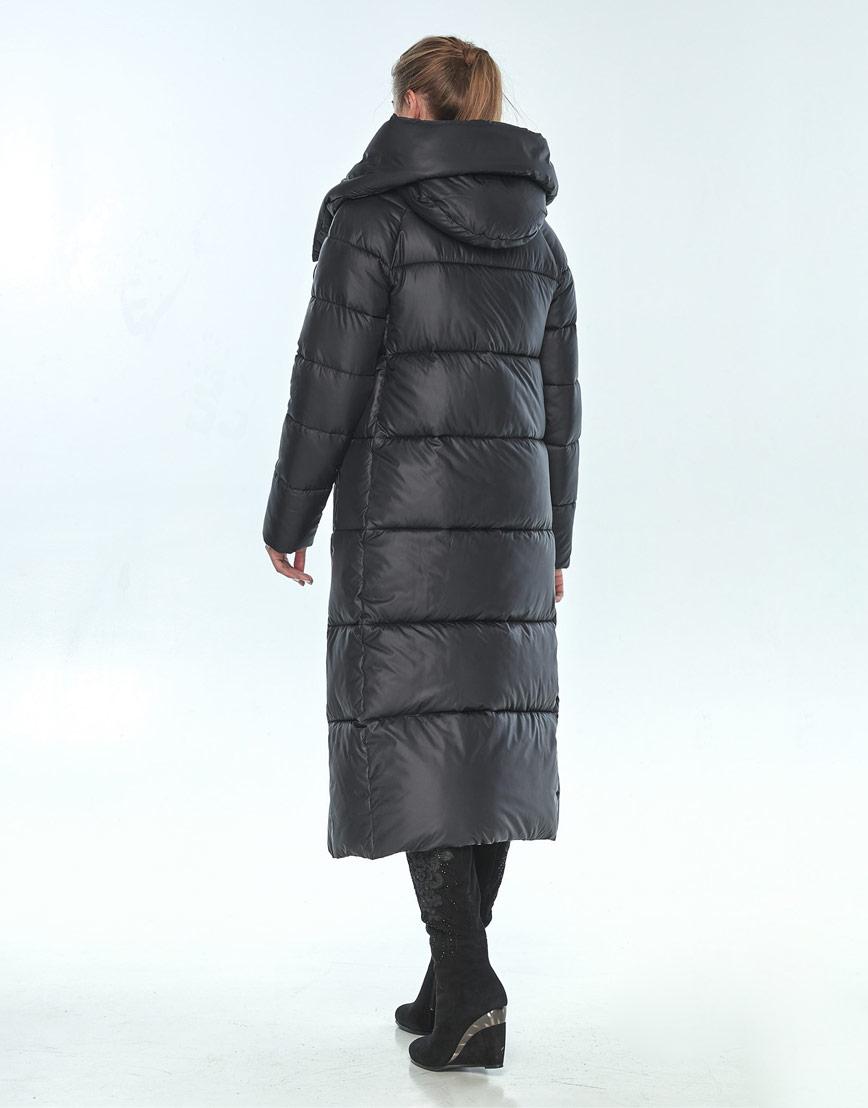 Куртка длинная женская Ajento чёрная 21550 фото 3