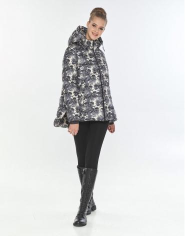 Куртка с рисунком практичная женская Tiger Force на осень TF-50264 фото 1