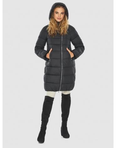 Зимняя куртка чёрная удобная Kiro Tokao подростковая 60048 фото 1